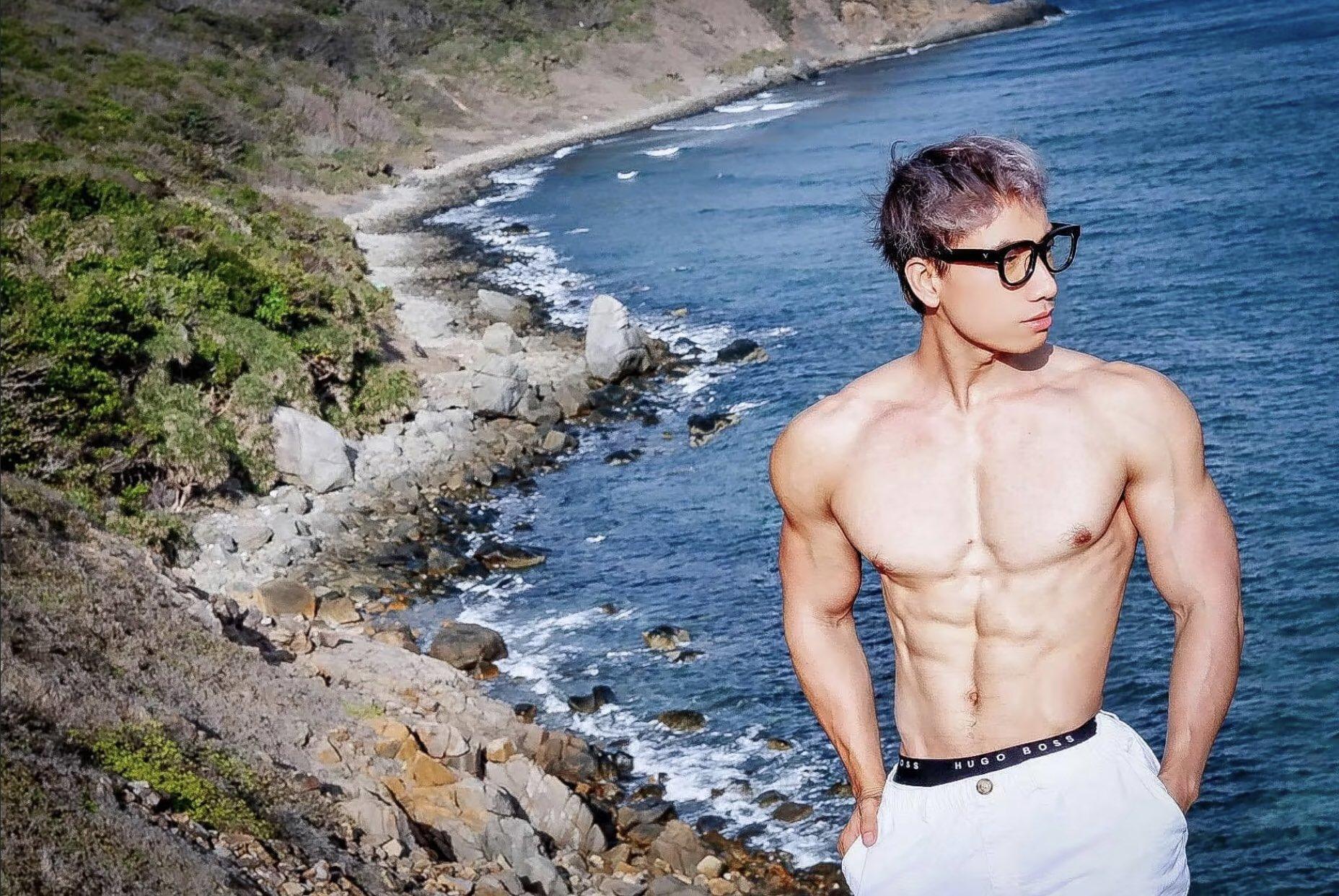 Thanh Tùng (38 tuổi), gymer, vẫn căng cực, ngon cơm