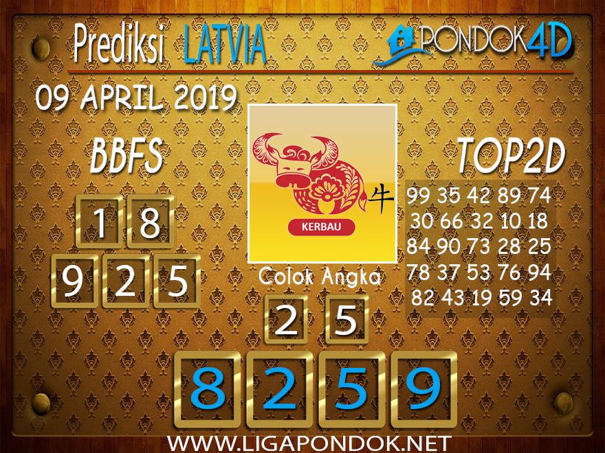 Prediksi Togel LATVIA PONDOK4D 09 APRIL 2019