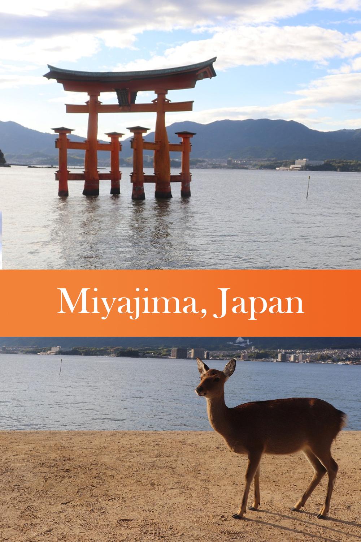 Miyajima (Itsukushima)