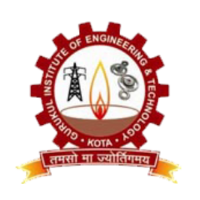 Gurukul Institute of Engineering and Technology[RTU]