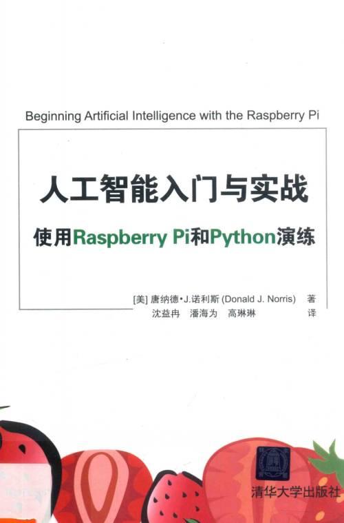 人工智能入門與實戰:使用 Raspberry Pi 和 Python 演練(124MB@PDF@OP@簡中)