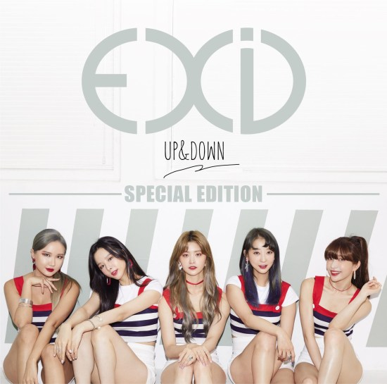 [Single] EXID – UP&DOWN Special Edition [JAPANESE VERSION]