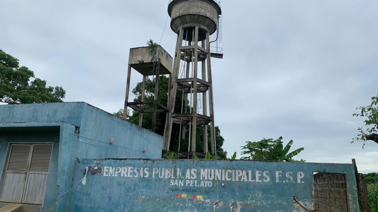 Eterna sequía, la 'pandemia' que nadie cura en los campesinos de la margen derecha de San Pelayo - Noticias de Colombia