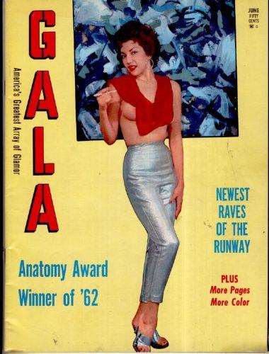 Cover: Gala Vol 12 No 6 Jun 1962