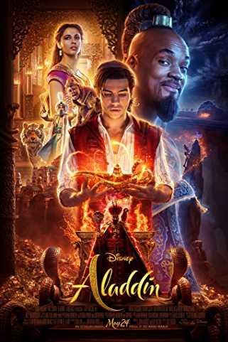 Aladdin 2019 Download English 720p