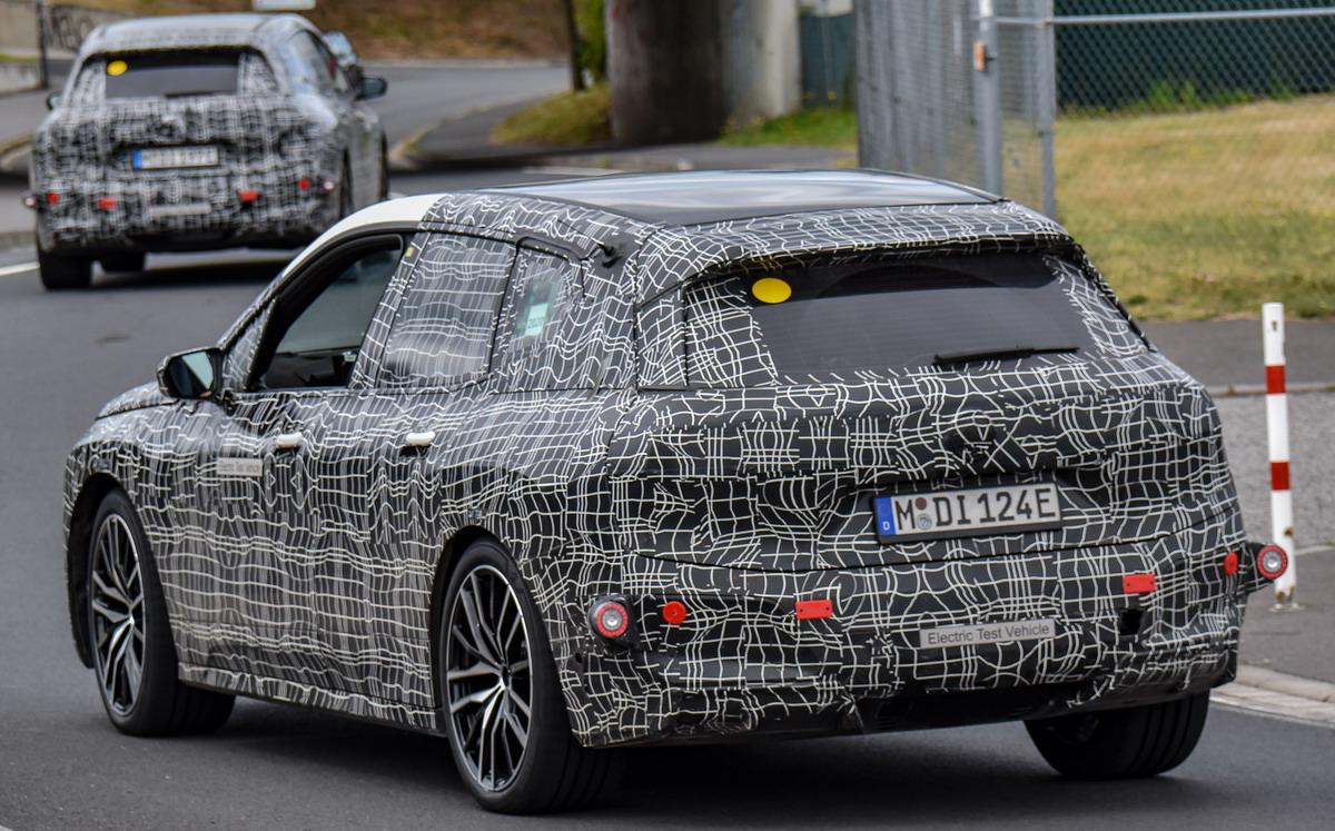 2020 BMW i6/iNEXT/iX8/iX 53