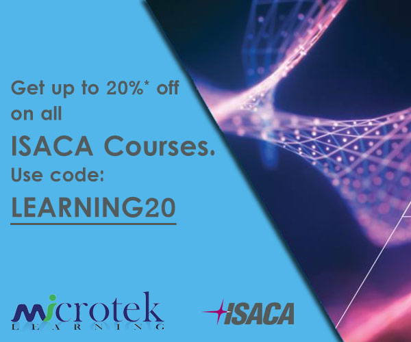 Microtek Learning is the authorized Cyber security training partner of ISACA, EC-Council and Product Authorized Vendor for CompTIA, ISC2 which is engaged in providing certification training for the complete range of IT security courses.  http://bit.ly/2MYqVM4