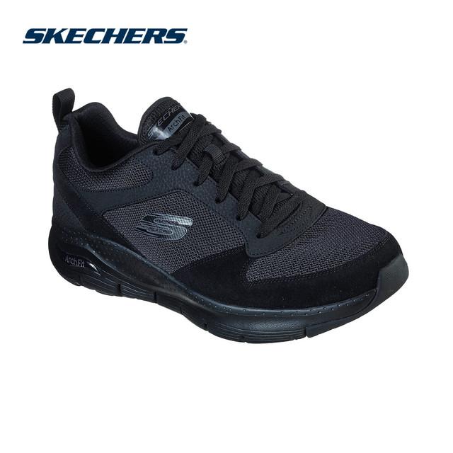 Skechers Giày Thể Thao Nam Arch Fit - 232101-BBK