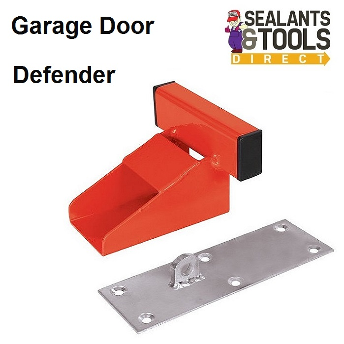 Garage Door Defender Heavy Duty Lockable Lock 538487