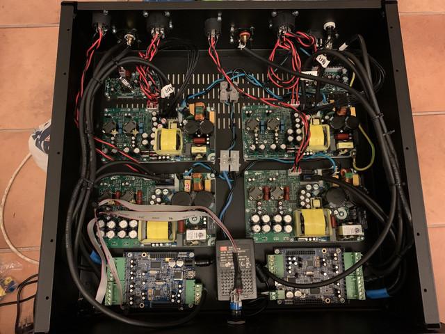 Altavoces Linkwitz LX521.4 B59-FE215-D820-4289-BC20-645642-E854-A1