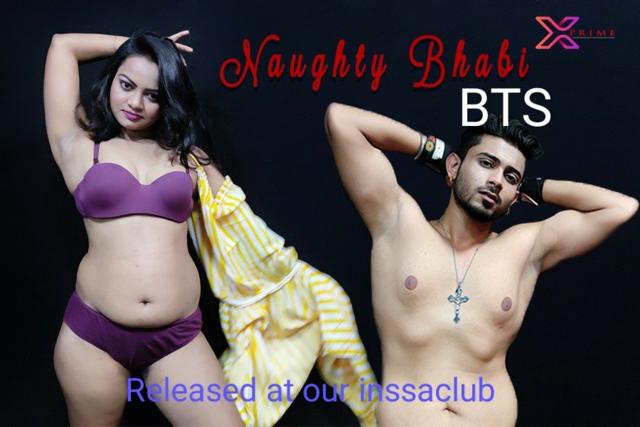 Naughty Bhabhi BTS (2021) Hindi XPrime Short Film 720p Watch Online