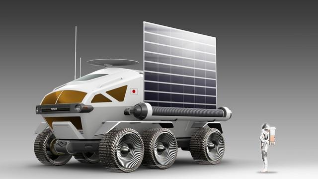 La JAXA et Toyota baptisent « Lunar Cruiser » leur véhicule à habitacle pressurisé 20190312-01-05-789044