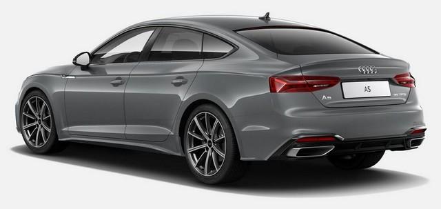 Audi A4 et Audi A5 : une série spéciale S Edition encore plus équipée A5-Sportback-arriere