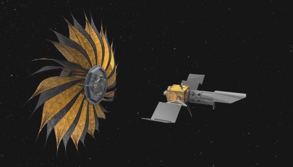STARSHADE teleskobu