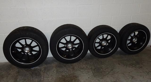[A vendre/For sale] Jantes Braid Forged I /Wheels  3490 euros DSC09567
