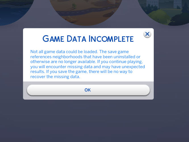 Help! After new download, I now only have 3 worlds??? Game-data-1