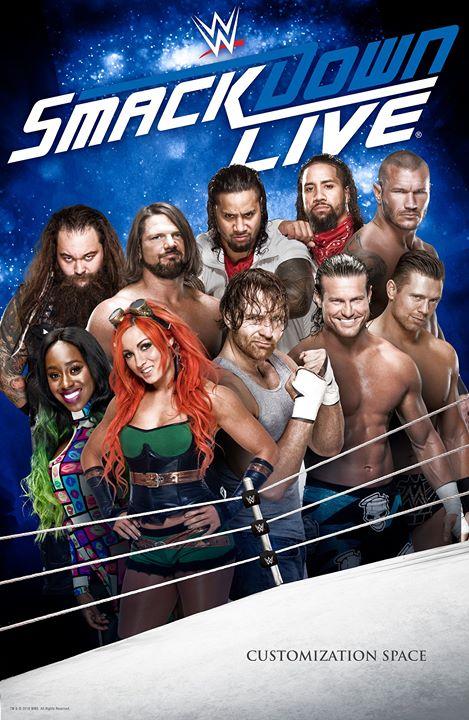 WWE Friday Night Smackdown (10 July 2020) English 480p HDRip 300MB