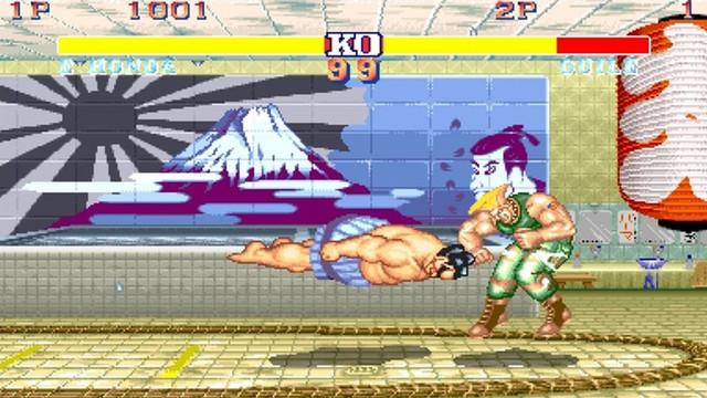 Street Fighter 2 - Golpe especiais