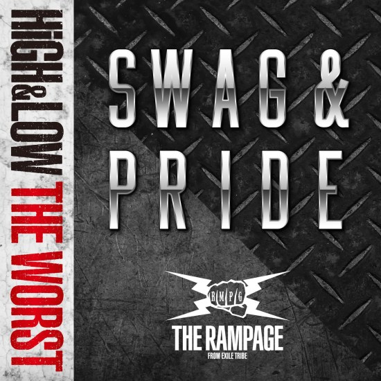 [Single] THE RAMPAGE from EXILE TRIBE – SWAG & PRIDE