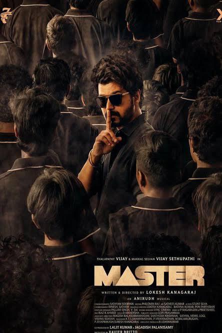 Master (2020) Hindi Dubbed 1080p HDRip x264 2.1GB DL