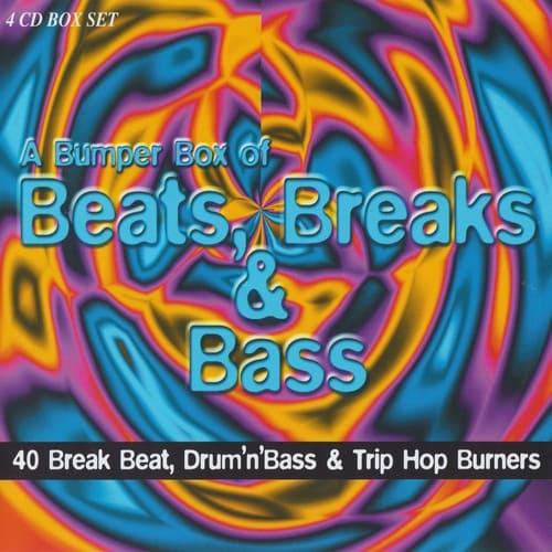 VA - A Bumper Box Of Beats, Breaks & Bass