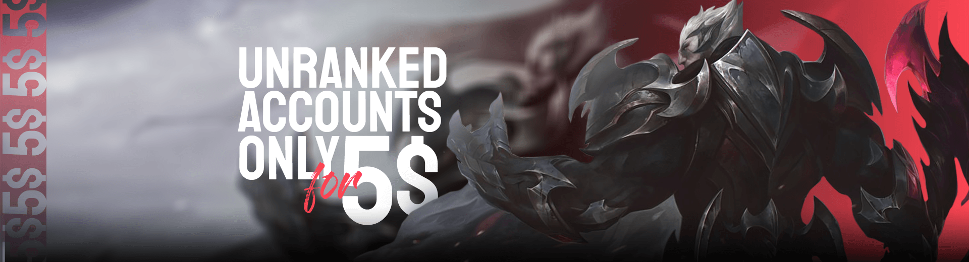 Unranked Accounts