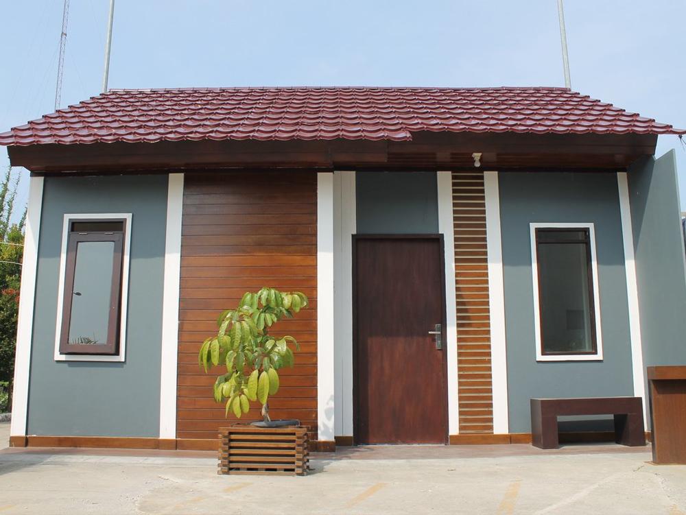 Rumah Minimalis Ini Ditawarkan Rp 86 Juta Per Unit, Minat Beli?
