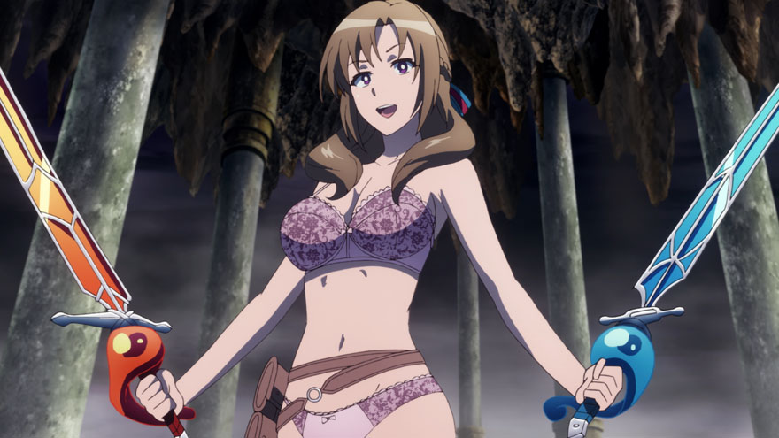 Download Tsuujou Kougeki ga Zentai Episode 11 Subtitle Indonesia