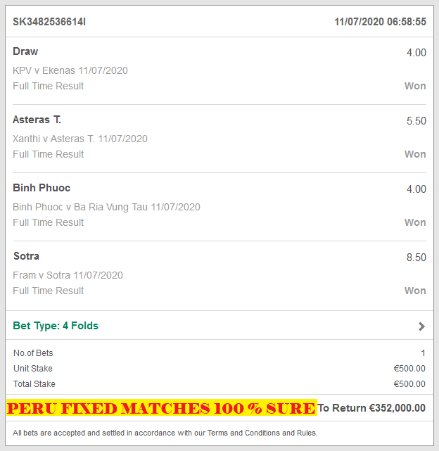 VIP FIXED TICKET