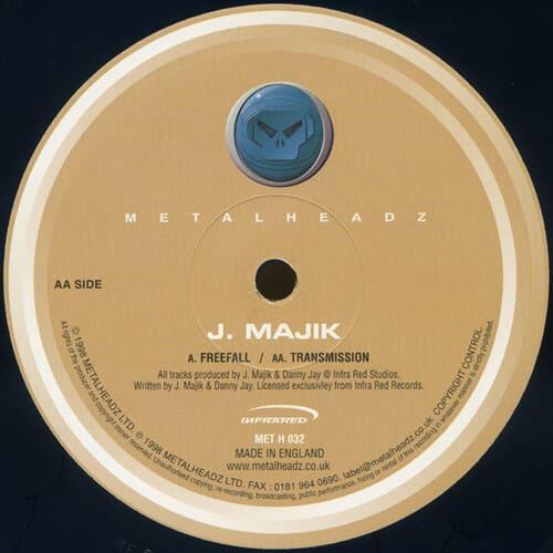 Download J. Majik - Freefall / Transmission mp3