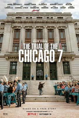 Il Processo Ai Chicago 7 (2020) FullHD 1080p WEBrip HDR10 HEVC AC3 ITA/ENG