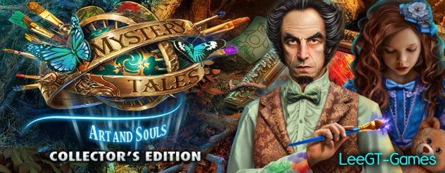 Mystery Tales 12: Art and Souls Collector's Edition (v.Final)