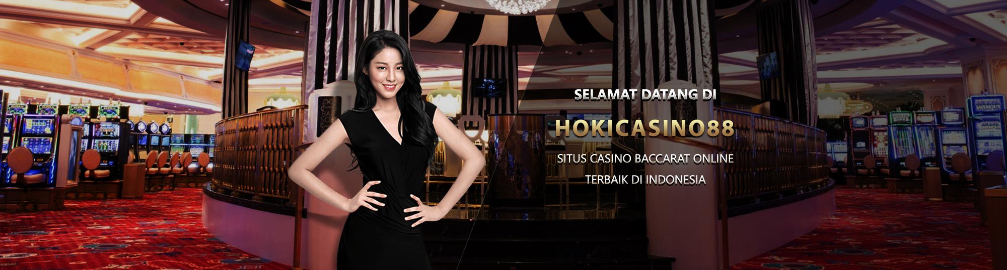 Selamat Datang di HokiCasino88