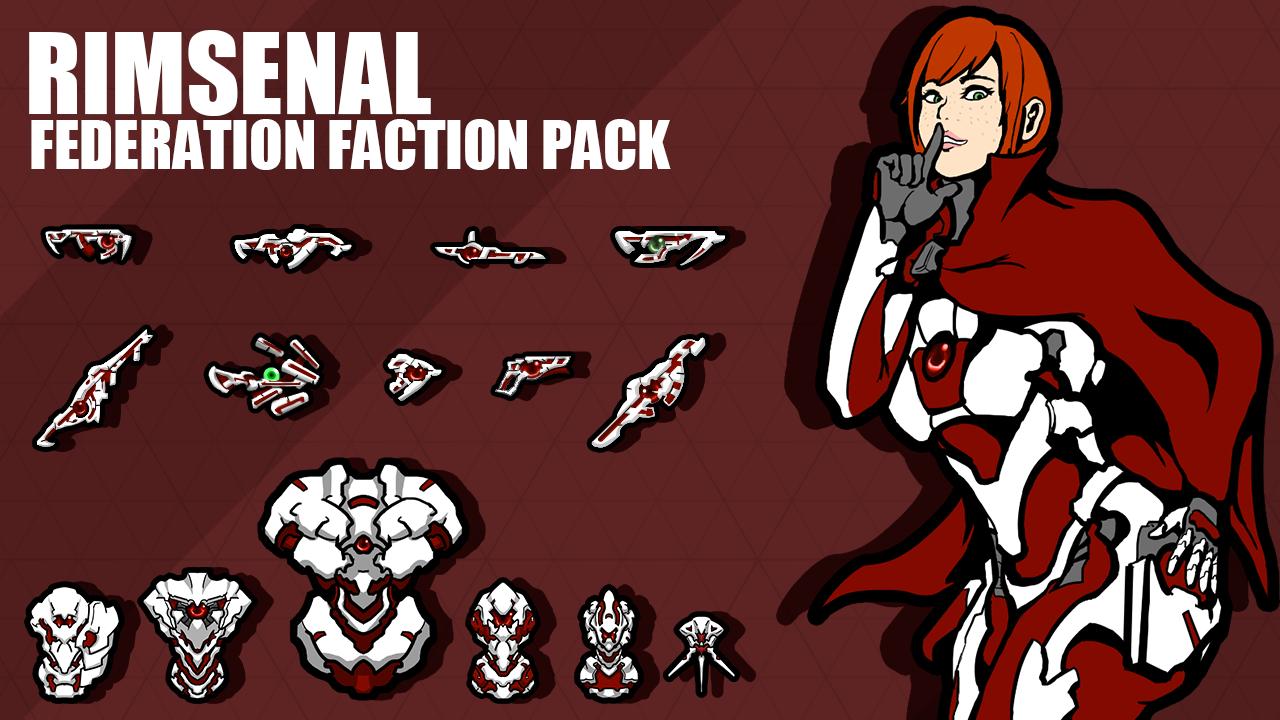 Rimsenal - Federation Faction Pack / Фракция - Федерация (1.0 - 1.2)