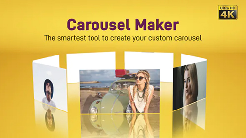 Carousel Maker 32273770 - Project for After Effects (Videohive)