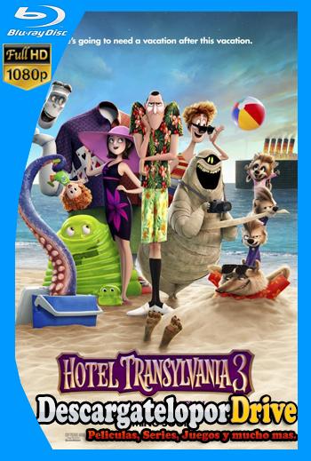 Hotel Transylvania 3: Monstruos de Vacaciones (2018) [1080p] [Latino] [1 Link] [GDrive] [MEGA]