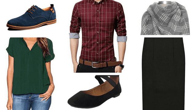 Recommendation Wardrobe Staples
