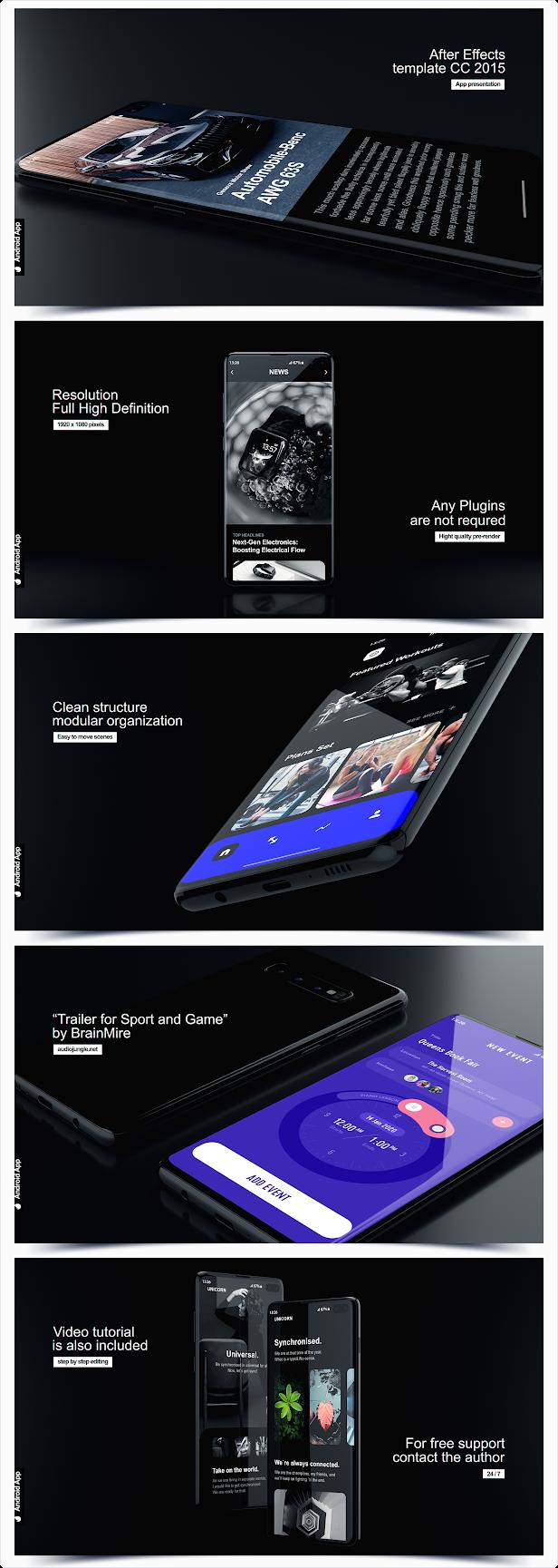 Android App Presentation   Mockup - 4