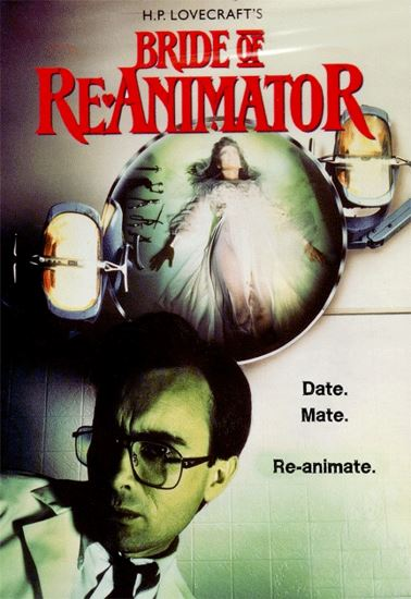 Narzeczona Re-Animatora / Bride of Re-Animator (1989) PL.BRRip.XviD-GR4PE | Lektor PL