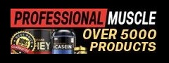 over 5000 supplements on sale at professional muscle store