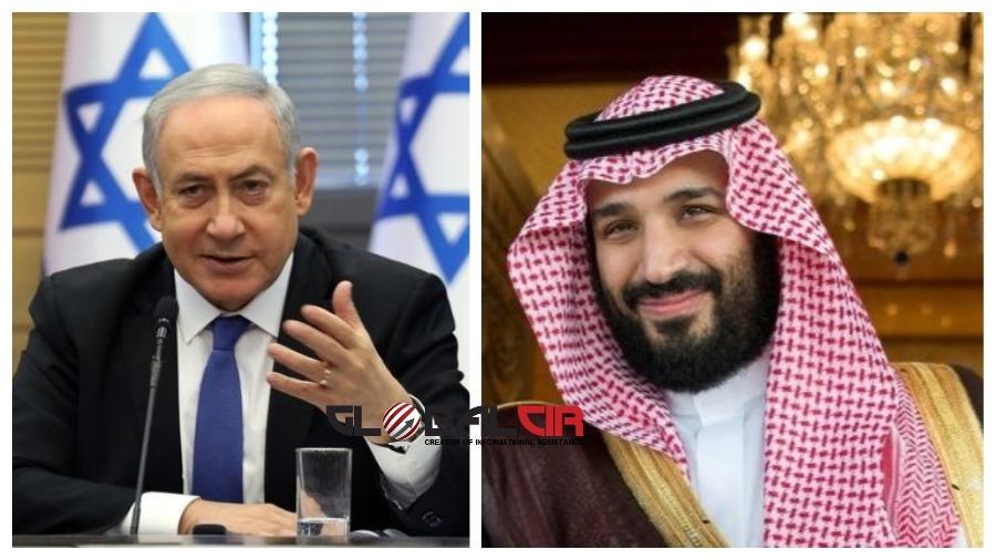NETANYAHU POTVRDIO DA JE POSJETIO SAUDIJSKU ARABIJU, POZVAO ARAPE U IZRAELU  DA GLASAJU ZA NJEGA: 'Kao i u slučaju Emirata, ne mogu unaprijed otkrivati  detalje' - GlobalCir