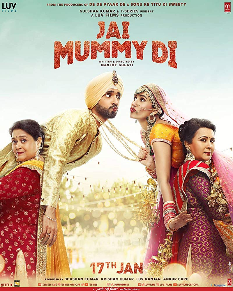 Jai Mummy Di (2020) Hindi 480p WEB-DL x264 350MB ESub