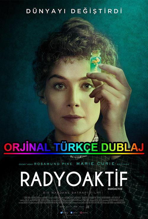Radyoaktif | Radioactive | 2020 | BDRip | XviD | Türkçe Dublaj | m720p - m1080p | BluRay | Dual | TR-EN | Tek Link