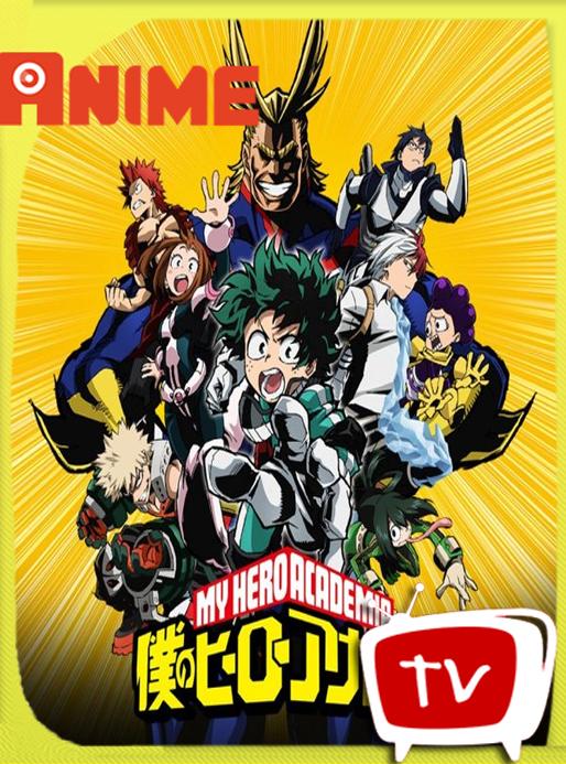 My Hero Academia Season 1 BD [1080p] Latino -kurosakikun0