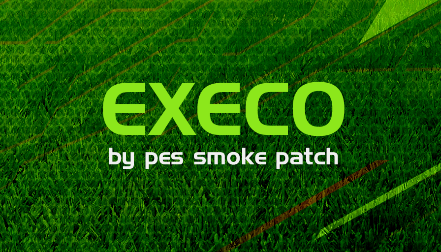 execo 18 by pes smoke patch