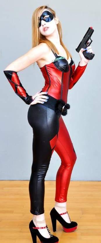 Monica Laguzzi Harley Quinn 2