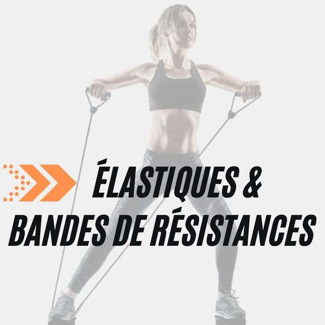 elastiques bande resistance musculation pas cher