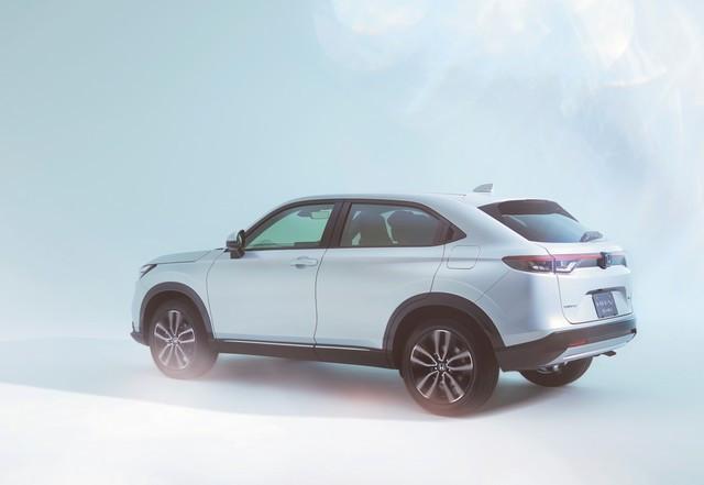 Honda Dévoile Le Nouveau HR-V Hybride 329175-Honda-HR-V-e-HEV-2021