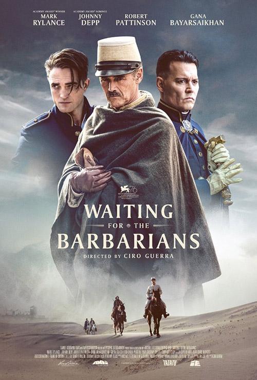 Waiting for the Barbarians | 2020 | m720p - m1080p | WEB-DL | Türkçe Altyazılı | Tek Link
