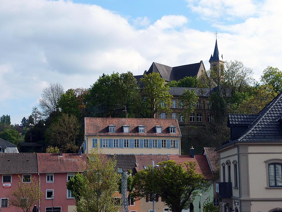Провинциальный юг Верхнего Рейна. Фототрилогия.